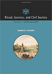 Ritual, secrecy, and civil society