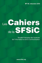 Cahiers de la SFSIC