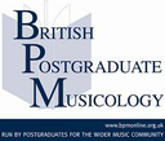 British postgraduate musicology