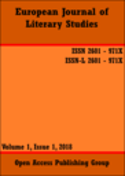 European journal of literary studies