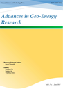 Advances in geo-energy research