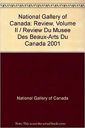 National Gallery of Canada review = Revue du Musée des beaux-arts du Canada