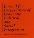 Journal for Perspectives of Economic, Political and Social Integration