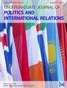 Undergraduate journal of politics and international relations