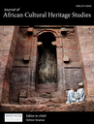 Journal of African Cultural Heritage Studies