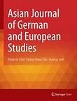 Asian journal of German and European studies