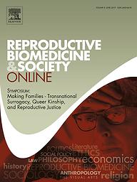 Reproductive biomedicine & society online