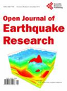 Open journal of earthquake research