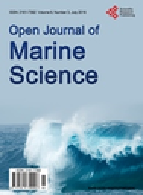 Open journal of marine science