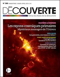 Découverte : revue du Palais de la découverte