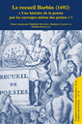Pratiques & formes littéraires 16-18