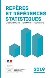Repères et références statistiques sur les enseignements, la formation et la recherche