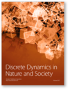 Discrete dynamics in nature and society