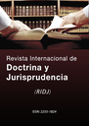 Revista internacional de derecho y jurisprudencia