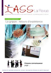 Inspecteurs des affaires sanitaires et sociales la revue