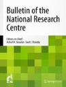 Bulletin of the National Research Centre