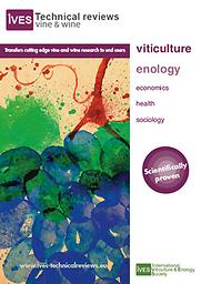 IVES technical reviews : vine & wine
