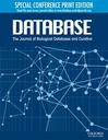 Database : the journal of biological database and curation