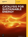 Catalysis for sustainable energy