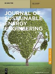 Journal of sustainable energy engineering