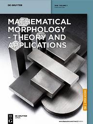 Mathematical morphology - Theory and application