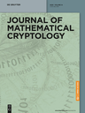 Journal of mathematical cryptology