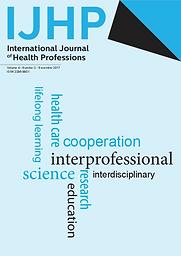 International journal of health professions