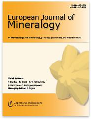 European journal of mineralogy