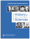 History of geo- and space sciences
