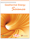 Geothermal energy science