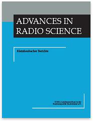 Advances in radio science