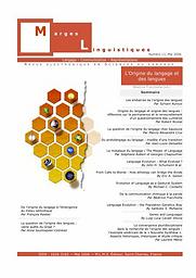 Marges linguistiques : langages, représentations, communication