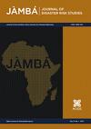 Jàmbá : journal of disaster risk studies