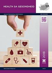 Health SA Gesondheid. Journal of interdisciplinary health sciences