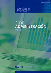 Cuadernos de Investigación Serie Administración