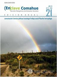(En)clave Comahue. Revista Patagónica de Estudios Sociales