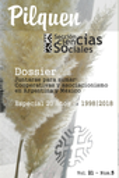 Revista Pilquen. Sección Ciencias Sociales