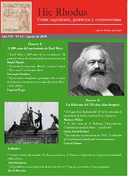Hic Rhodus. Crisis capitalista, polémica y controversias