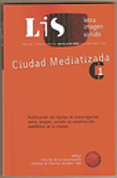 Letra. Imagen. Sonido. Ciudad Mediatizada
