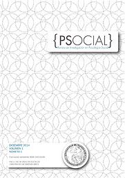 {PSOCIAL} Revista de investigación en psicología social