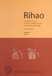 Revista del Instituto de Historia Antigua Oriental