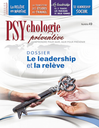 Psychologie préventive
