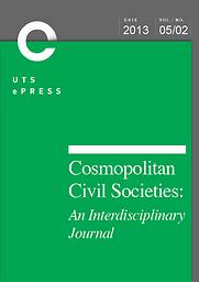 Cosmopolitan civil societies : an interdisciplinary journal