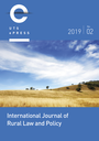 International journal for rural law and policy