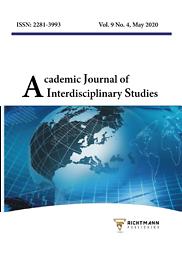 Academic Journal of Interdisciplinary Studies