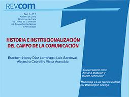 Revista científica de la Red de Carreras de Comunicación Social