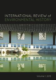 International Review of Environmental History