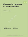 Advances in language and literary studies