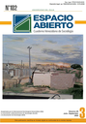 Espacio abierto : cuaderno venezolano de sociología
