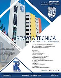 Revista técnica de la Facultad de Ingeniería. Universidad del Zulia